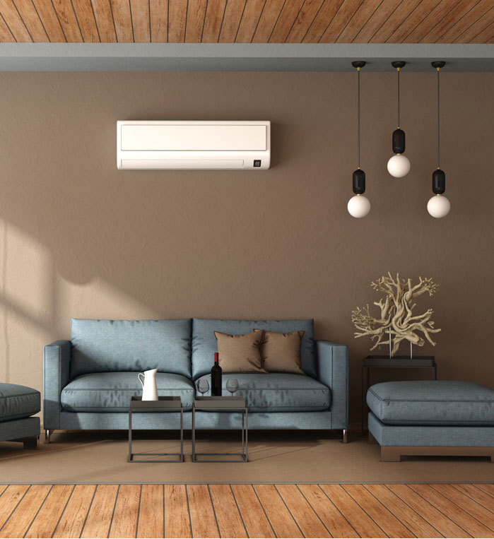 Split system Ducted Air Conditioner Lilydale