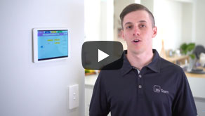 Smart home systems Residential Airconditioning installer Lilydale video